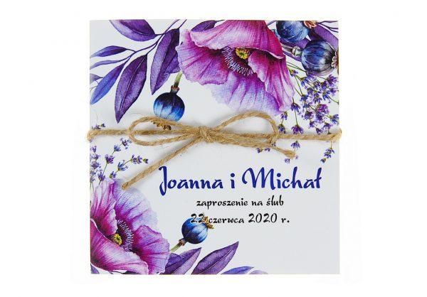 zaproszenia-ślubne-boho-kwiatowe-rustykalne-ze-sznurkiem-Tamara-KW9