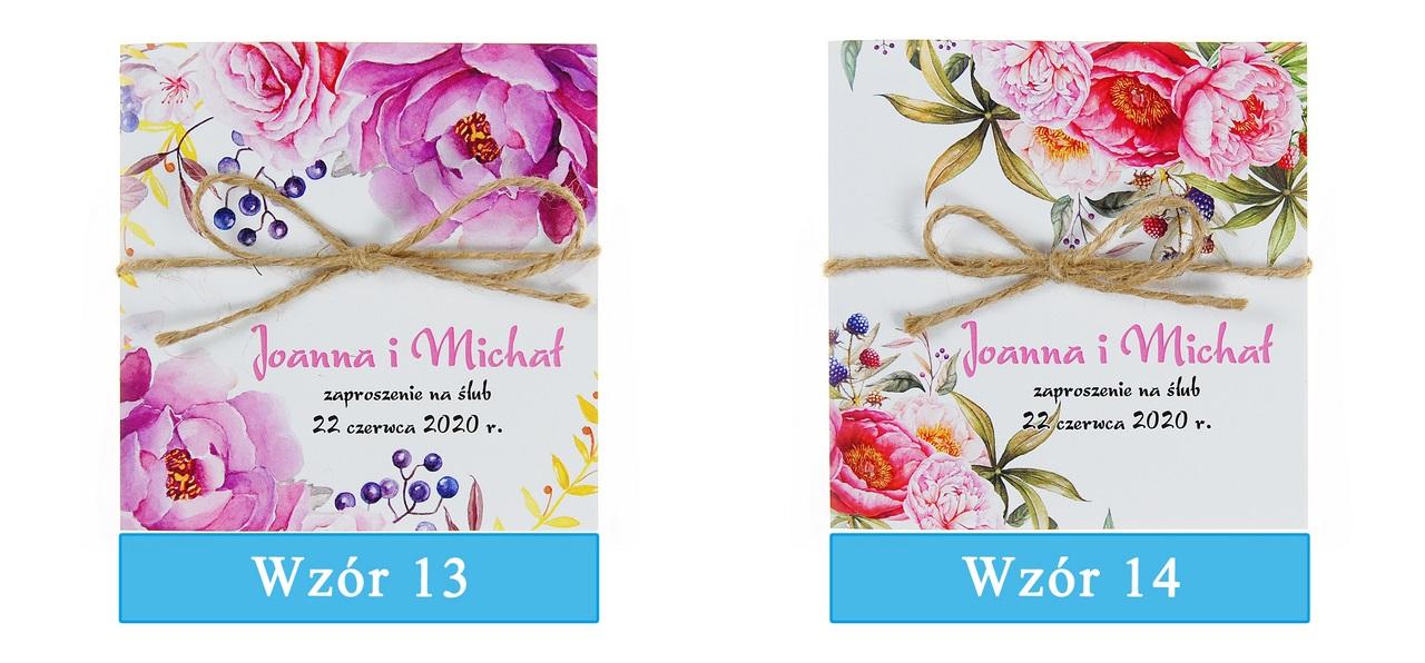 zaproszenia-ślubne-boho-kwiatowe-rustykalne-ze-sznurkiem-Tamara-plansza-wzory13-14