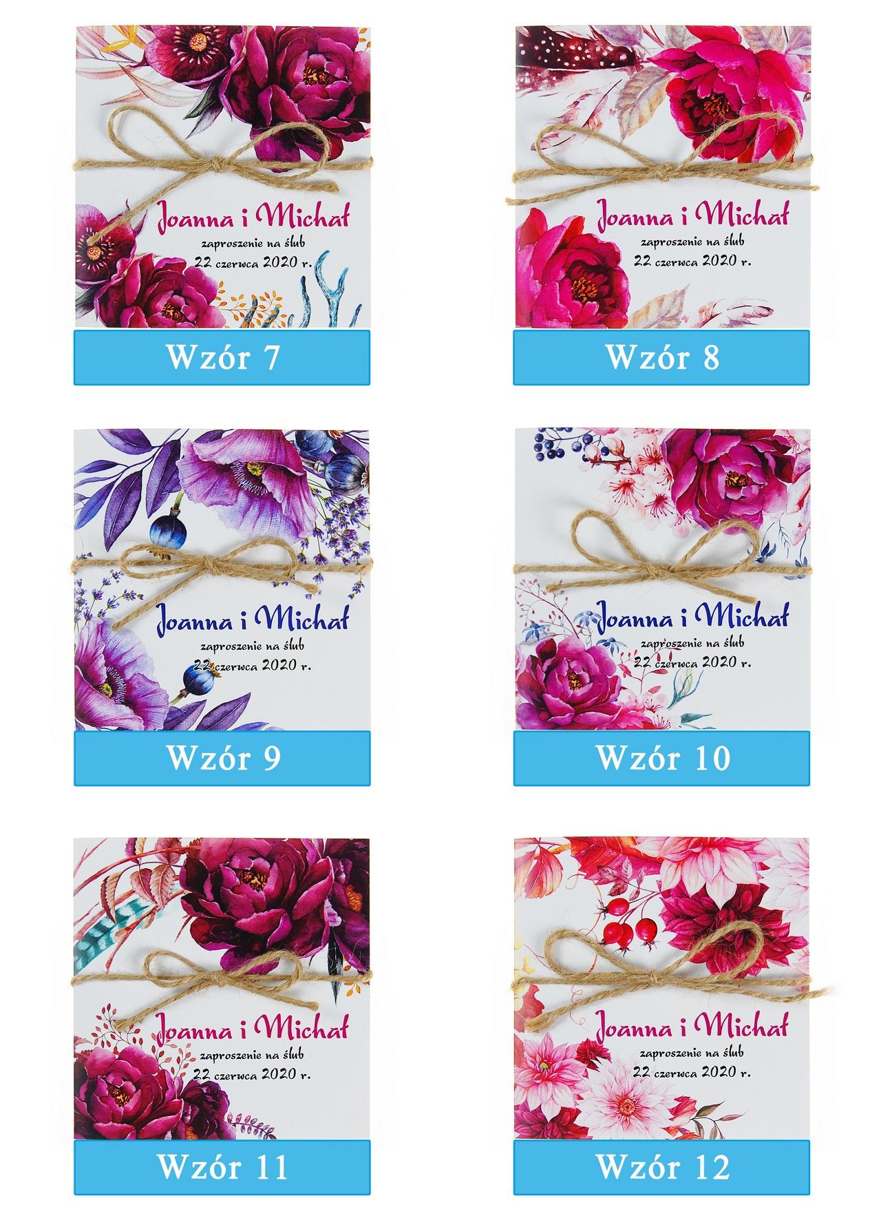 zaproszenia-ślubne-boho-kwiatowe-rustykalne-ze-sznurkiem-Tamara-plansza-wzory7-12