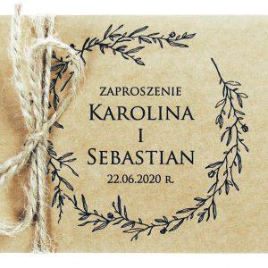 zaproszenia-ślubne-boho-rustykalne-Nastia2-Wianki-ekologiczne-ze-sznurkiem-eko-wianek1