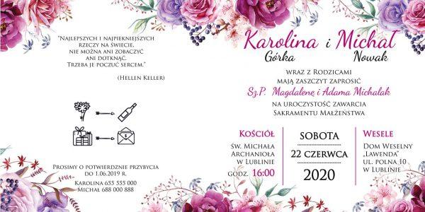 zaproszenia-ślubne-boho-rustykalne-kwiatowe-Nikola-ze-wstążką-Układ2
