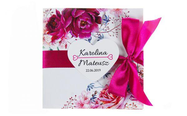 zaproszenia-ślubne-boho-rustykalne-kwiatowe-Nikola-ze-wstążką-kwiaty-wstążka13