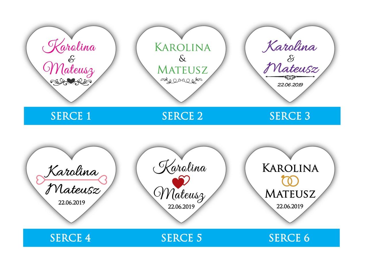 zaproszenia-ślubne-boho-rustykalne-kwiatowe--ramki-serca-geometryczne-ze-wstążką-Wenus2-serca-wiz