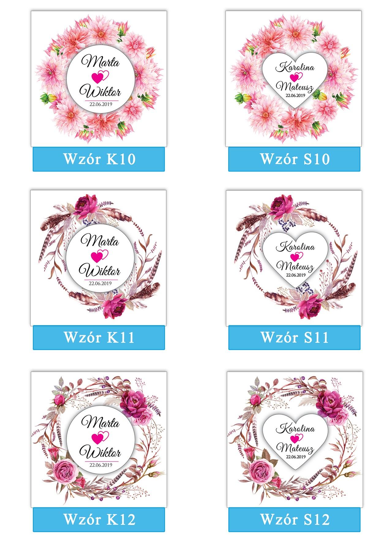zaproszenia-ślubne-boho-rustykalne-wianki-kwiatowe-Silena-ze-wstążką-plansza-wzory10-12