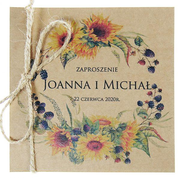 zaproszenia-ślubne-boho-wianki-kwiatowe-EkoSilena-ekopapier-ekologiczne-3