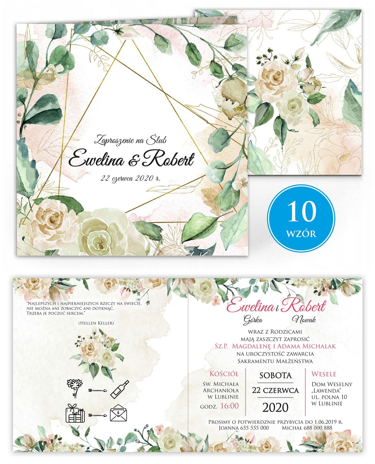 zaproszenia-ślubne-kwiatowe-ramki-boho-rustykalne-Tacjana-wiz10