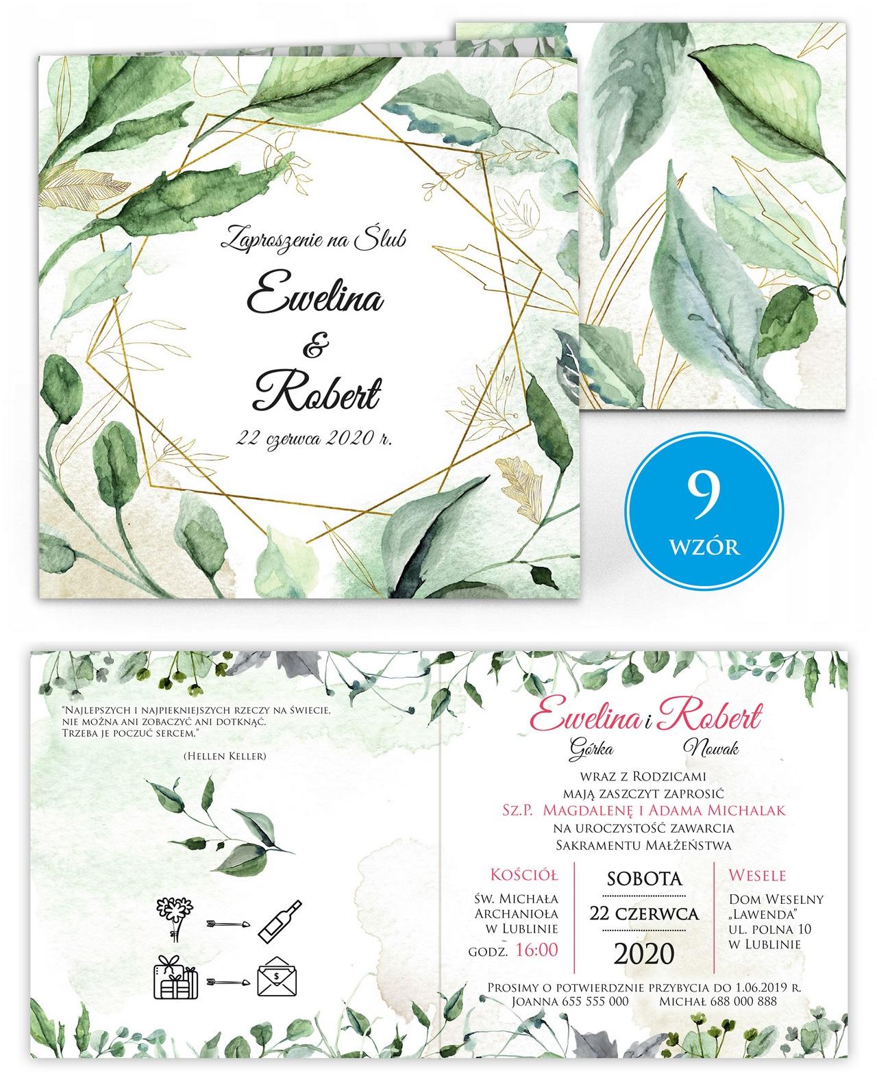 zaproszenia-ślubne-kwiatowe-ramki-boho-rustykalne-Tacjana-wiz9